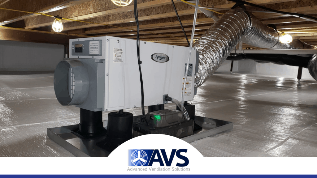 Crawl Space Dehumidifiers in Cherryville, NC, 28021, Gaston County (3712)