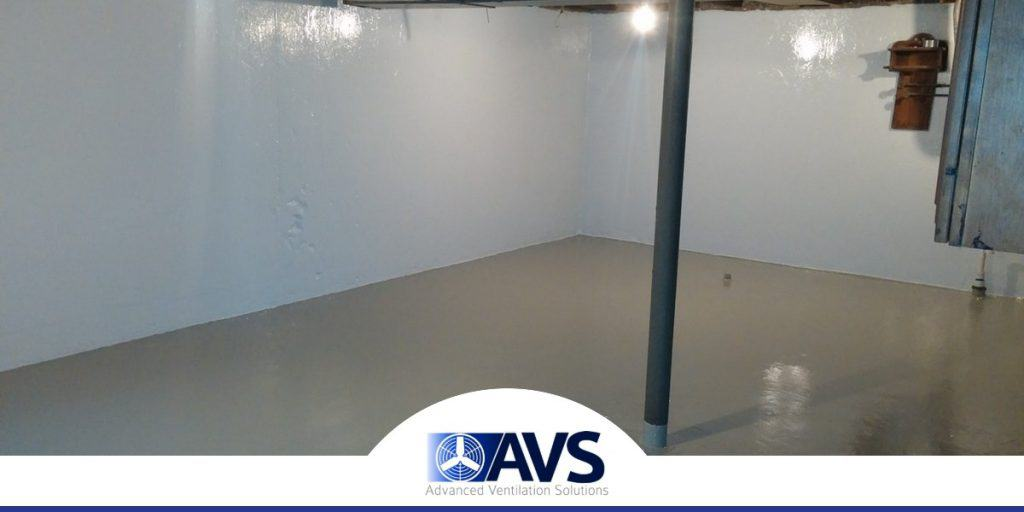 Basement Waterproofing in Westport, NC, 28037, Lincoln County (8352)